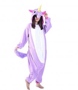 Einhorn Schlafanzug für Erwachsene