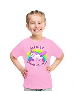 Einhorn T Shirt Kinder