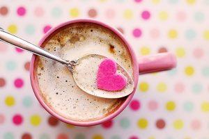 Einhorn Tasse für Kakao
