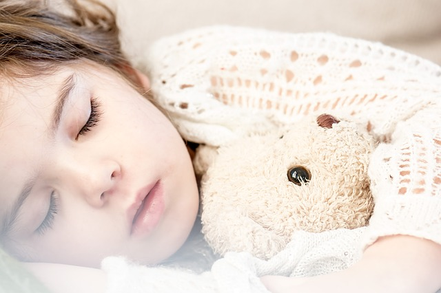 Mit einer Einhorn Lampe lässt es sich gut einschlafen