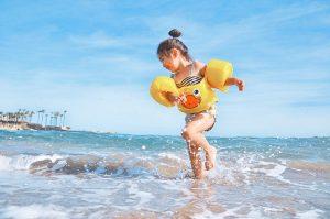 Kinder werden die Einhorn Luftmatratze lieben!