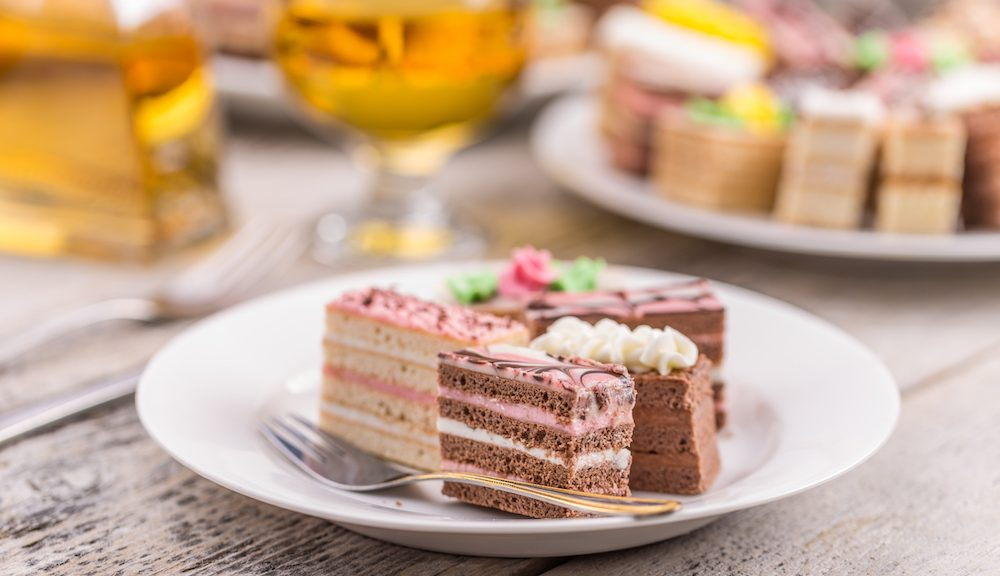 Einhorn Torte Rezept